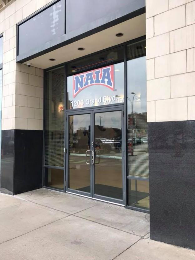 NAIA Entrance